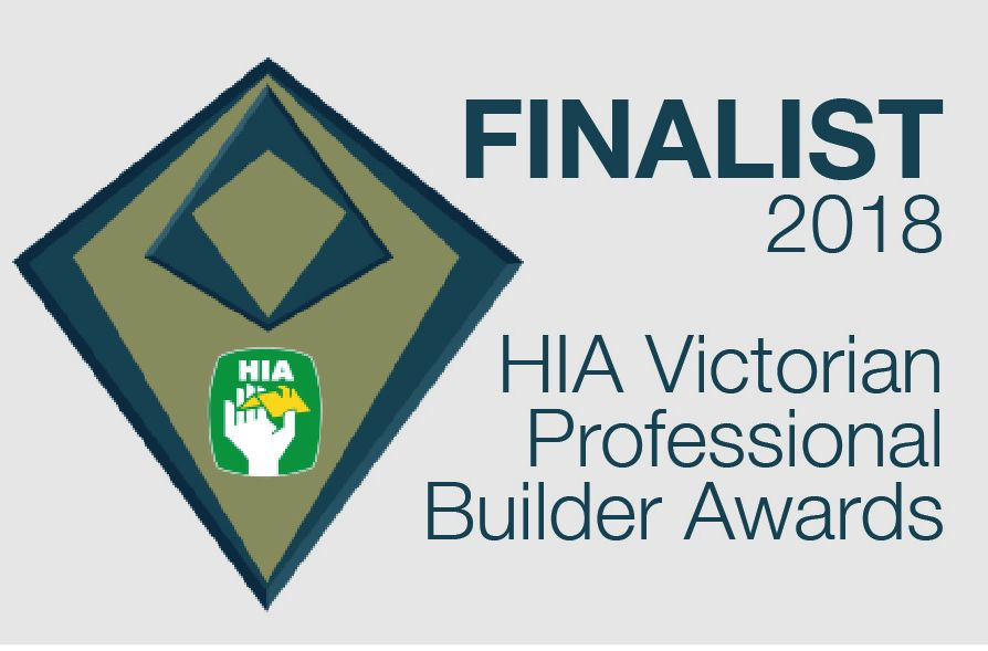 HIA Professional Builder Awards Finalist