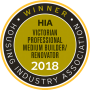 HIA Vic Professional Medium Builder of the Year