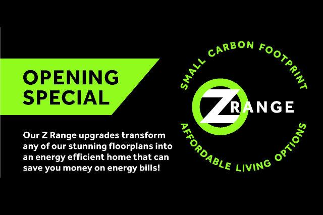Z-Range Grand Opening Special!